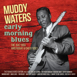 Muddy Waters Early Morning Blues 2 Cd Nuevo Importado Stock