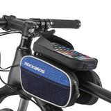 Rockbros Ciclismo Bicicleta Marco Bolsa Impermeable 6.0