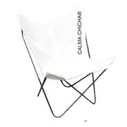 Sillón Bkf Marca Calma Chicha® Pvc Exterior Blanco Jardin