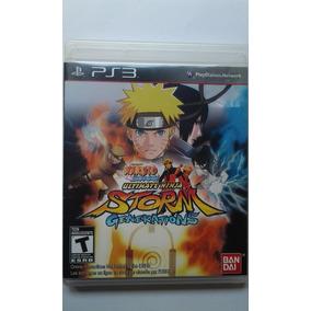 Ps3 Naruto Shippuden Ultimate Ninja Storm Generations $355