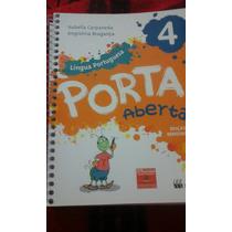 Porta Aberta Língua Portuguesa 4 Livro Do Prof