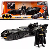 Batimovil C/batman Metals 1989 98260