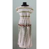 Elegante Vestido Mafisa Vintage Años 80s - Envios