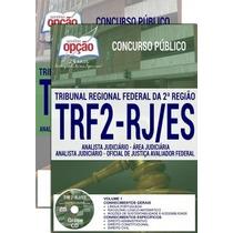 Apostila Trf2 Analista Judiciário Oficial De Justiça Avaliad