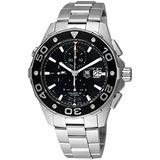Aquaracer Reloj Cronógrafo Tag Heuer Caj2110ba0872 Hombres