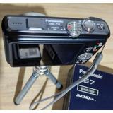 Panasonic Lumix Dmc Tz10 (zs7) Gps Hd Made In Japón