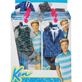 Barbie Fab Sort Ken Roupinhas Mattel Un.