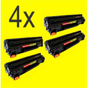 Toner Impressora Hp Pro Laserjet 1102w Wireless P1102w 4un