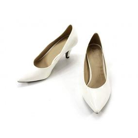 Zapatos Blancos Trafaluc By Zara