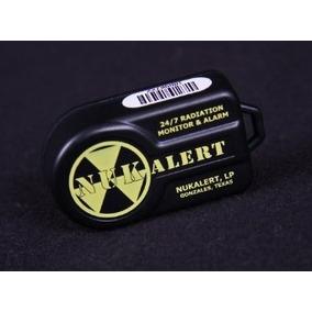 Nukalerttm Detector De Radiación Nuclear / Monitor (llavero