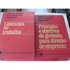 Modernas t cnicas de administra o empresarial livros no for Tecnicas de coccion modernas