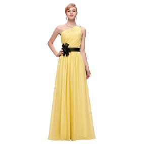 Vestido De Noche Largo 6016