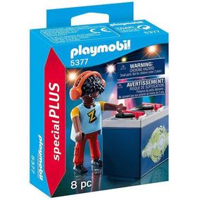 Dj Playmobil 5377