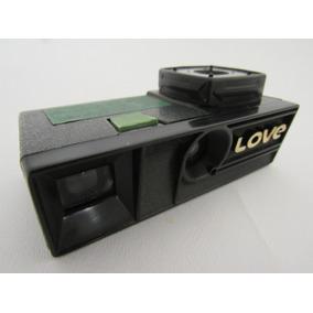 Antiguidade Máquina Câmera Fotográfica Love Sonora