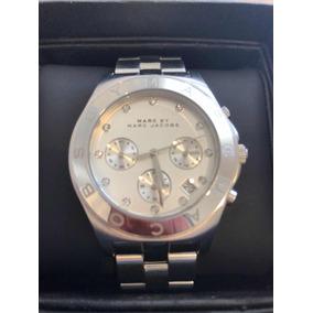 ee518a0e5a0 Relógio Feminino Marc Jacobs Modelo Mbm3100 Original
