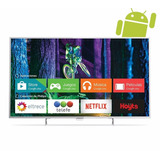 Smart Tv 49 4k Philips Led 49pug6801 C/android Netflix