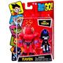 Teen Titans Go Raven E Trigon Animated Série Jazwares