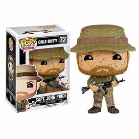 Funko Pop Call Of Duty Capt. John Price