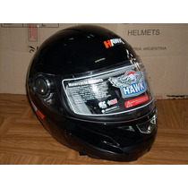 Casco Rebatible Hawk Helmest ¡¡ Rocamoto !!
