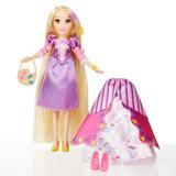 Boneca Princesa Lindo Vestido Rapunzel