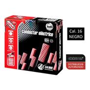 Caja 100 Mts Cable Iusa Negro Thw Cal 16 Awg 100% Cobre