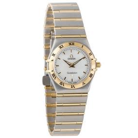 Reloj omega de oro de mujer
