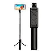 Tripode Palo Selfie Para Celular C/ Control Remoto Bluetooth