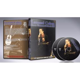 Dvd Leonard Cohen - Live In Warszawa 1985