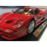 Coche Escala Ferrari F 50 Maisto 1/18