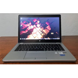 Hp Elitebook Core I5 1.8ghz Ram 8gb Ssd 128 Windows 7 Led 14