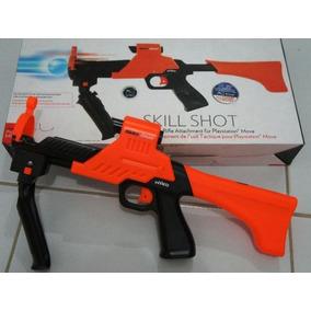 Rifle Attachment Skill Shot Nyko Para Playstation 3.