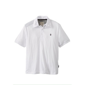 Camisa Volcom Talla M Para Niño