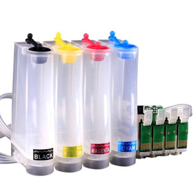 Bulk Ink Cartuchos Xp204 Xp214 Xp401 + Dispenser + Brinde!