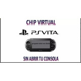 Flasheo Chip Virtual Para Psvita 3.60, 3.61 Y 3.63 + Juegos