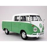 Volkswagen - Vw - T1: Pick-up Autobús Van 1/24 Escala Diecas