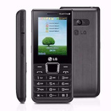Celular Lg A390 Sucessor Do Gx200 Dual Chip Antena Rural