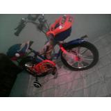 Bicicleta Rin 16 Nueva Con Luces