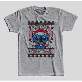 a12c3bb2b1f9e Touca Lilo Stitch - Camisetas e Blusas no Mercado Livre Brasil