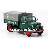 Borgward B2500 - 2,5 Toneladas Clasico - T Schuco 1/43