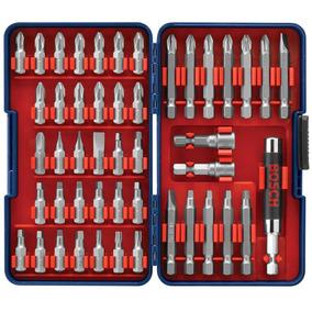 Set Kit Herramientas Desarmadores Calidad Resistentes, Bosch