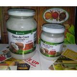 Oleo De Coco Extravirgem Original 550+220 Ml 100% Natural