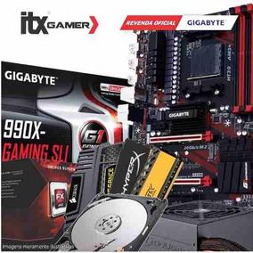 Pc Gamer Fx-8350, Ga-990x-gaming Sli 16gb Ram, Hd 1tb, 600w