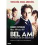 Dvd Bel Ami Robert Pattinson / Uma Thurman