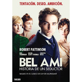 Dvd Bel Ami Robert Pattinson / Uma Thurman