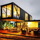 Planos Casa Containers Contenedor Construir Desde **0*