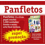 Panfleto 14x20cm - Frente Verso - 5.000 Unid.