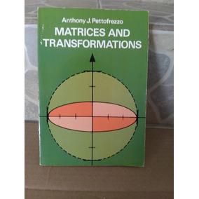 Matrices Y Transformaciones