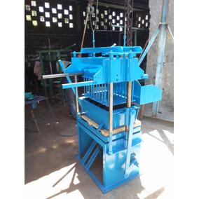 Máquina Bloquera Ideal Para Fabricación De Bloques.