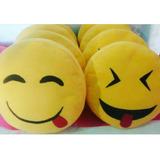 Cojines Carita De Emoticones