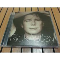 Cd Rick Adtley Greatest Hits Coletânea Dos Maiores Sucessos
